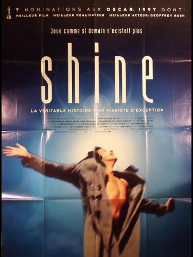 Affiche du film SHINE