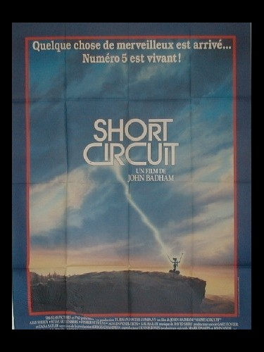 Affiche du film SHORT CIRCUIT