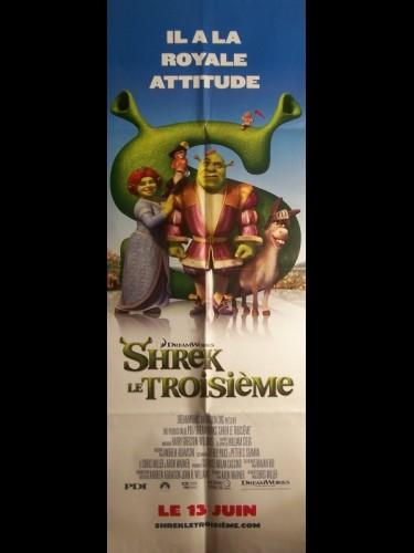 Affiche du film SHRECK 3
