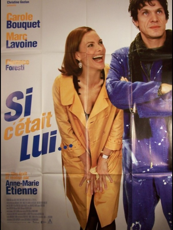 Affiche du film SI C'ÉTAIT LUI - PERFECT MATCH