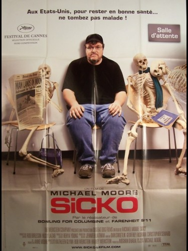 Affiche du film SICKO