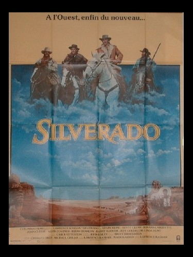 Affiche du film SILVERADO