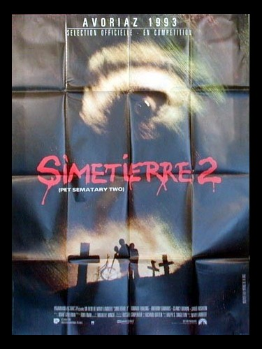 Affiche du film SIMETIERRE 2