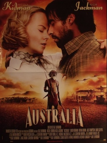 Affiche du film AUSTRALIA