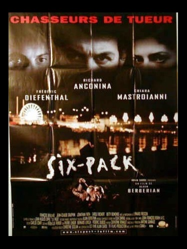 Affiche du film SIX PACK