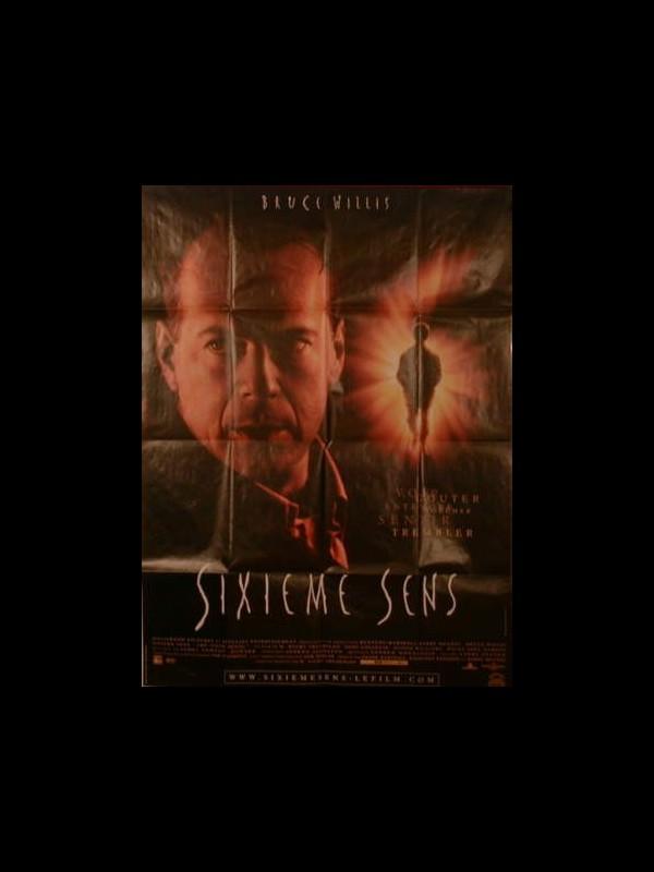 Affiche du film SIXIEME SENS