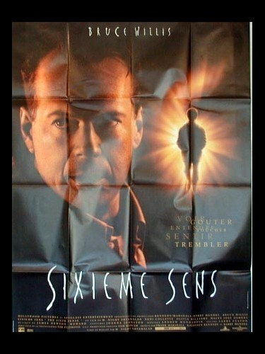 Affiche du film SIXIEME SENS - THE SIXTH SENSE