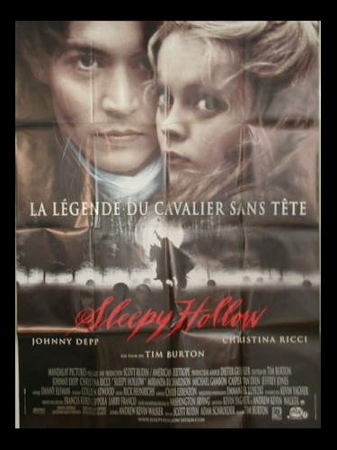 Affiche du film SLEEPY HOLLOW
