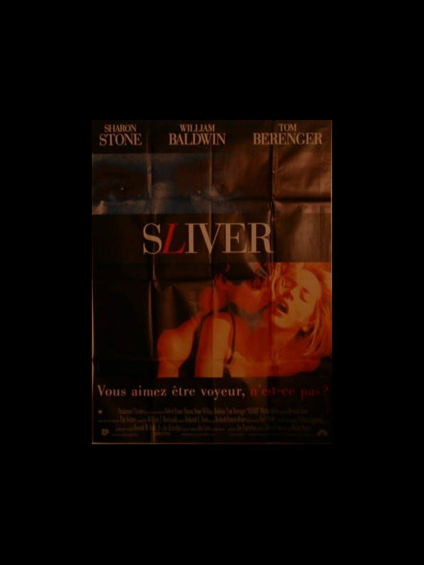 Affiche du film SLIVER