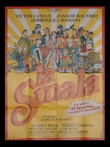 Affiche du film SMALA (LA)