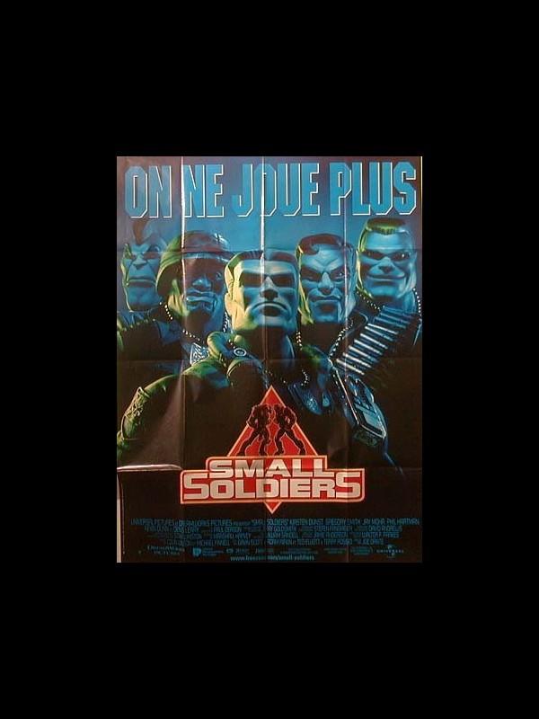 Affiche du film SMALL SOLDIERS