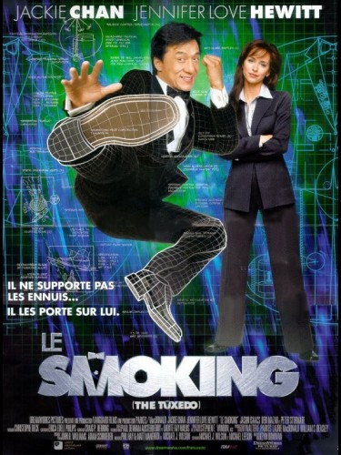 Affiche du film SMOKING (LE) - TUXEDO (THE)