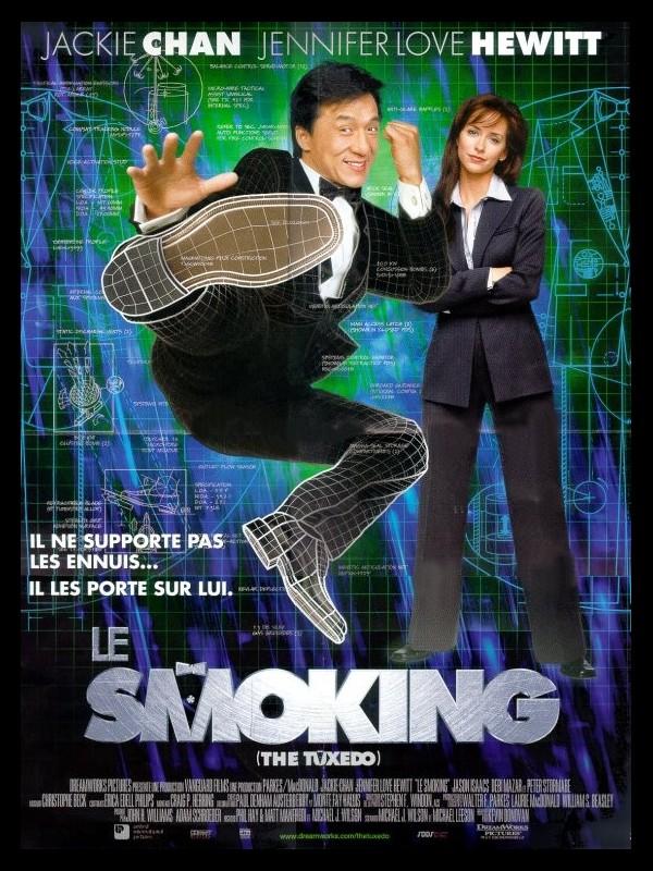 Affiche du film SMOKING (LE) - TUXEDO (THE)