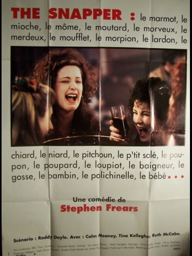 Affiche du film SNAPPER (THE)