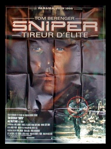 SNIPER -TIREUR D'ELITE-