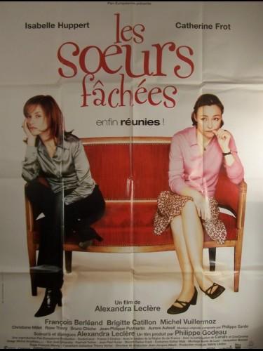 Affiche du film SŒURS FACHEES (LES)