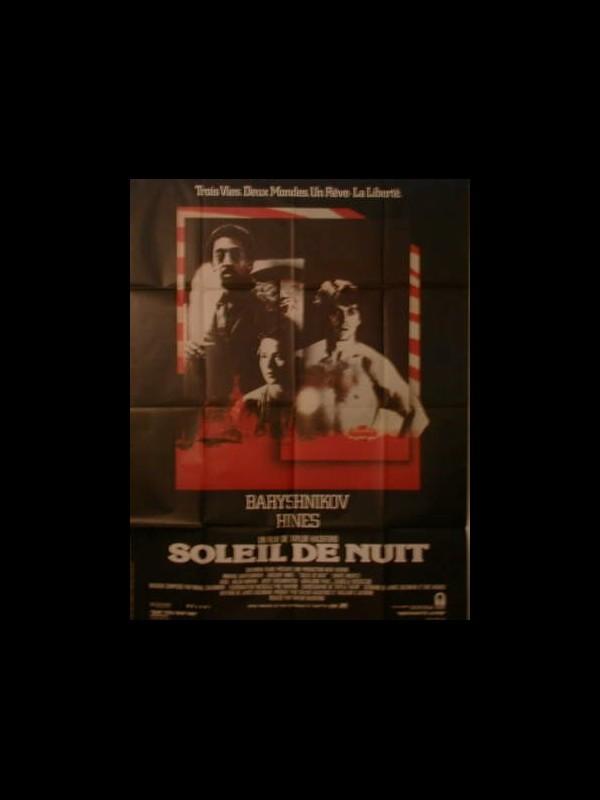 Affiche du film SOLEIL DE NUIT - WHITE NIGHTS