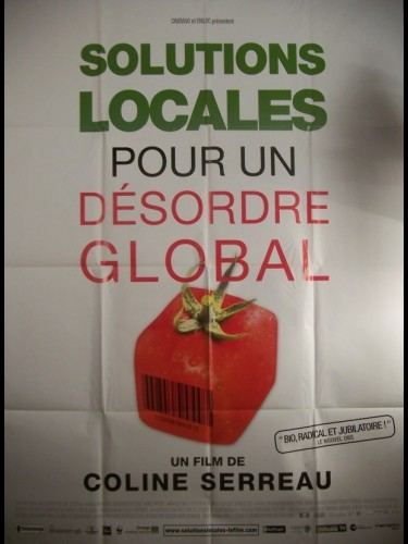 Affiche du film SOLUTIONS LOCALES POUR UN DESORDRE GLOBAL