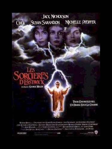 SORCIERES D'EASTWICK (LES) - THE WITCHES OF EASTWICK