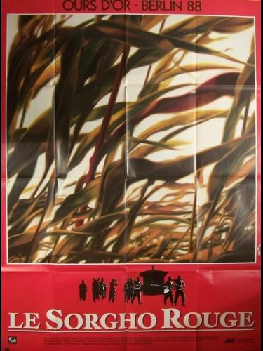 Affiche du film SORGHO ROUGE (LE) - HONG GAO LIANG