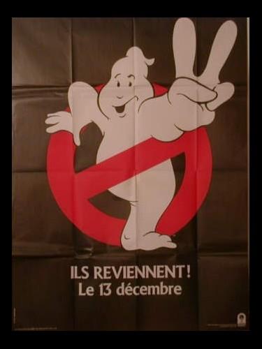 Affiche du film SOS FANTOMES 2 - GHOSTBUSTERS