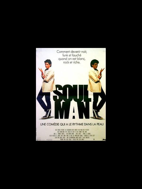 Affiche du film SOUL MAN - SOUL MAN