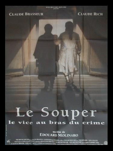Affiche du film SOUPER (LE)