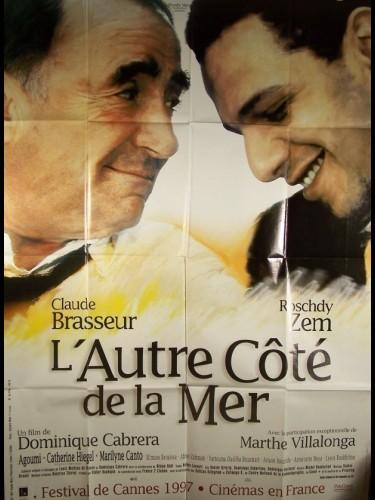 Affiche du film AUTRE COTE DE LA MER (L')