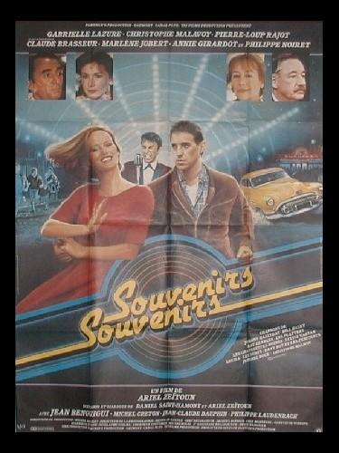 Affiche du film SOUVENIRS SOUVENIRS