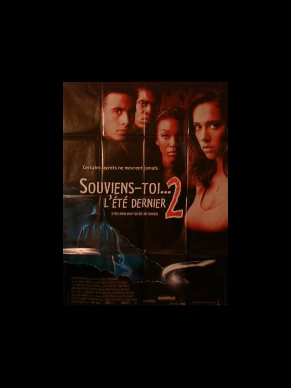 Affiche du film SOUVIENS TOI … L'ETE DERNIER 2 - I STILL KNOW WHAT YOU DID LAST SUMMER