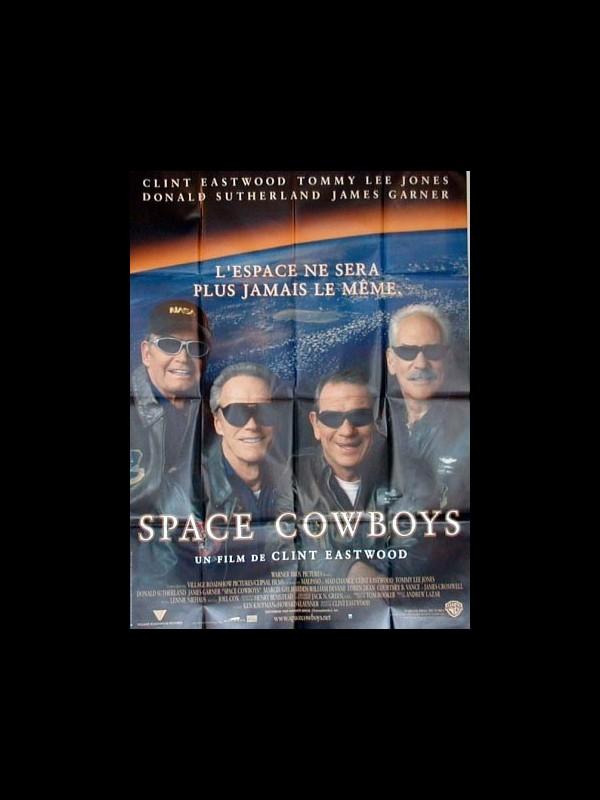 Affiche du film SPACE COWBOYS