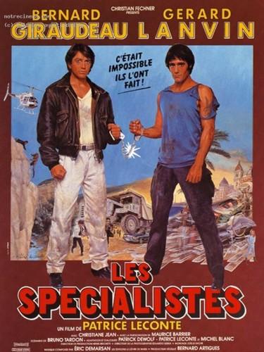 Affiche du film SPECIALISTES (LES)
