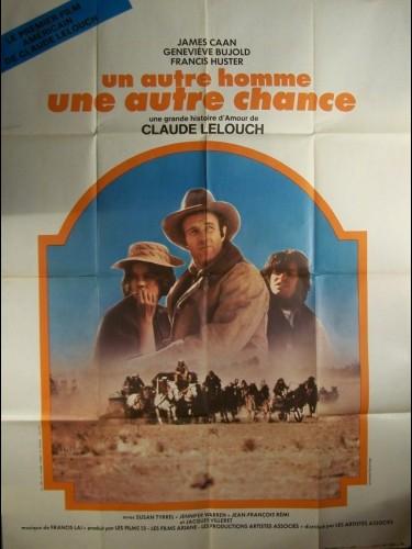 Affiche du film AUTRE HOMME UNE AUTRE CHANCE (UN) - ANOTHER MAN, ANOTHER CHANCE