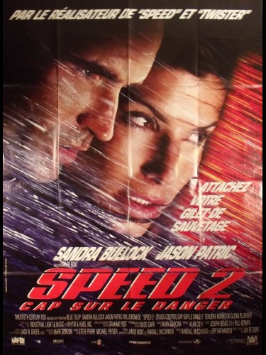 Affiche du film SPEED 2