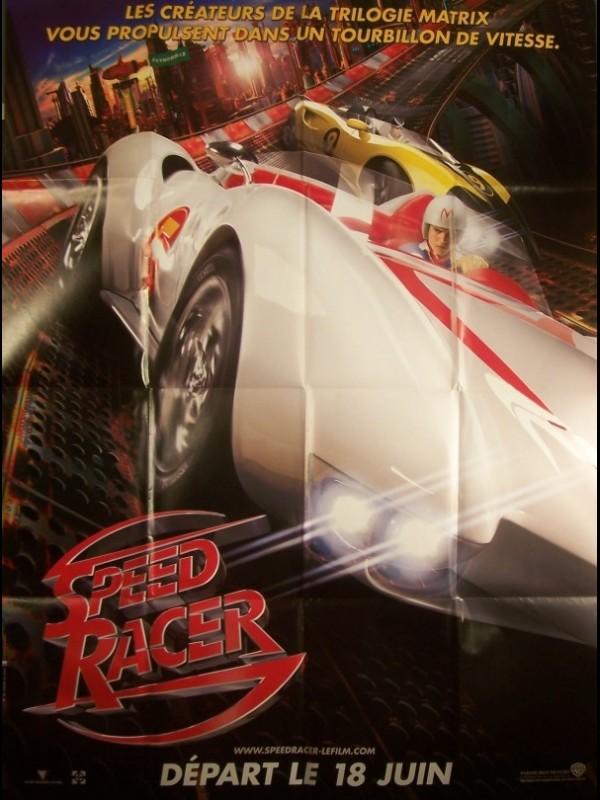 Affiche du film SPEED RACER