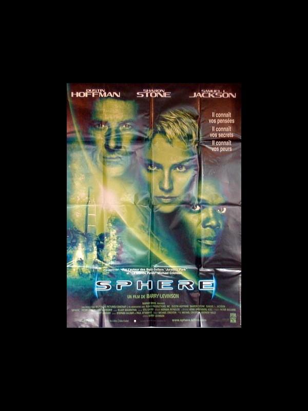 Affiche du film SPHERE