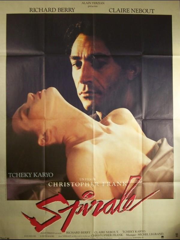 Affiche du film SPIRALE