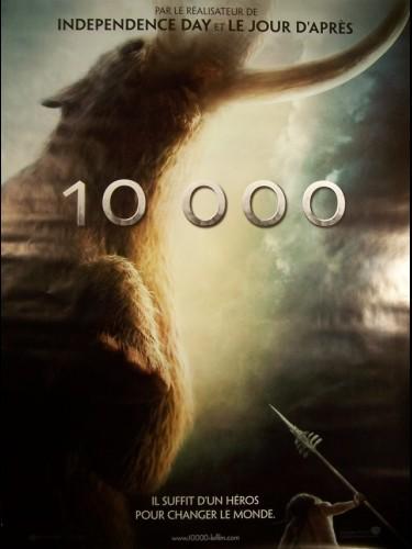 Affiche du film 10000