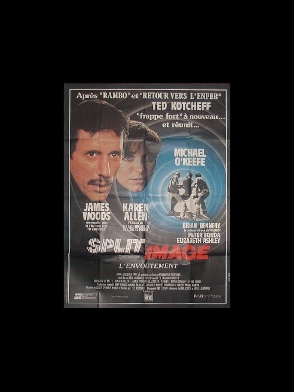 Affiche du film SPLIT IMAGE L'ENVOUTEMENT