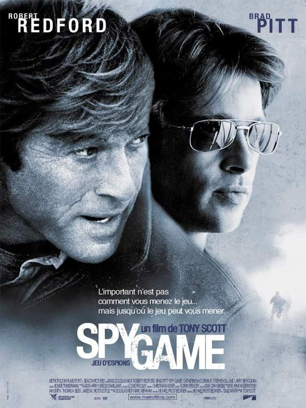 Affiche du film SPY GAME