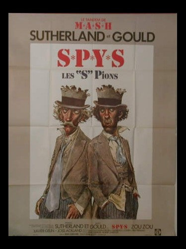 Affiche du film SPYS