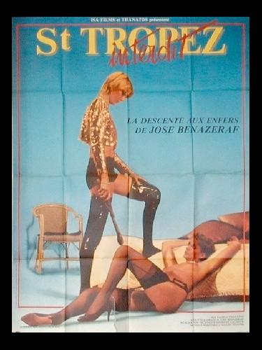 Affiche du film ST TROPEZ INTERDIT
