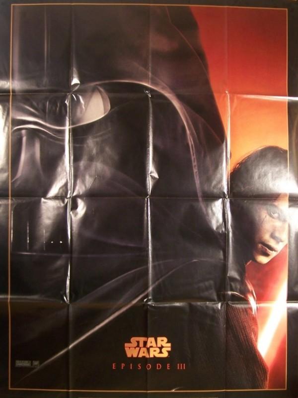 Affiche du film STAR WARS EPISODE III