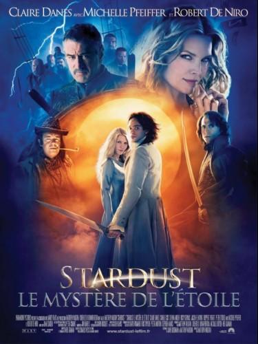 Affiche du film STARDUST, LE MYSTERE DE L'ETOILE - STARDUST