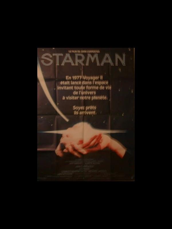 Affiche du film STARMAN