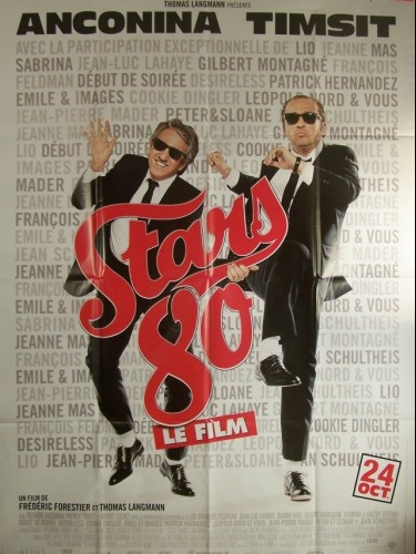 Affiche du film STARS 80
