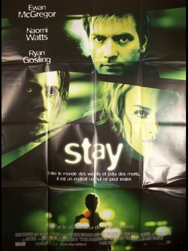 Affiche du film STAY
