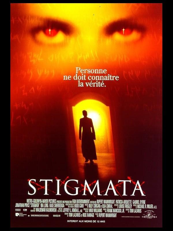 Affiche du film STIGMATA - STIGMATA