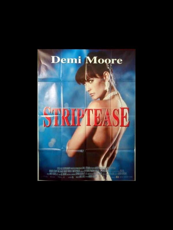 Affiche du film STRIPTEASE