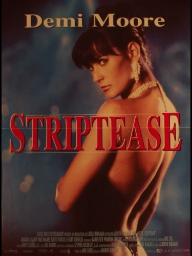 Affiche du film STRIPTEASE